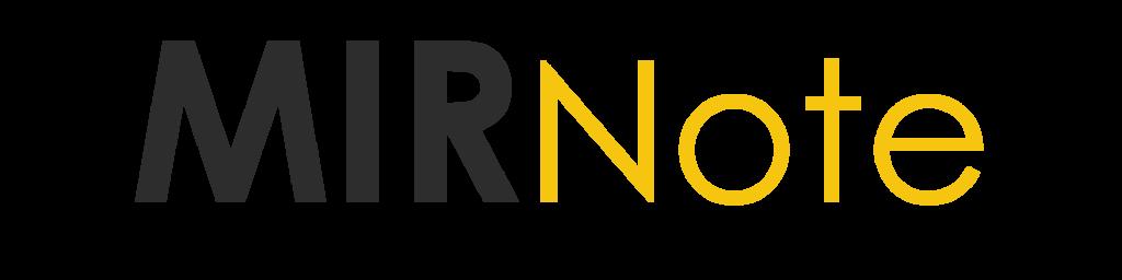 MIRNote 1