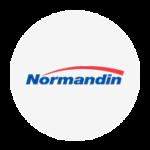 Logo Normandin transport pour temoignage