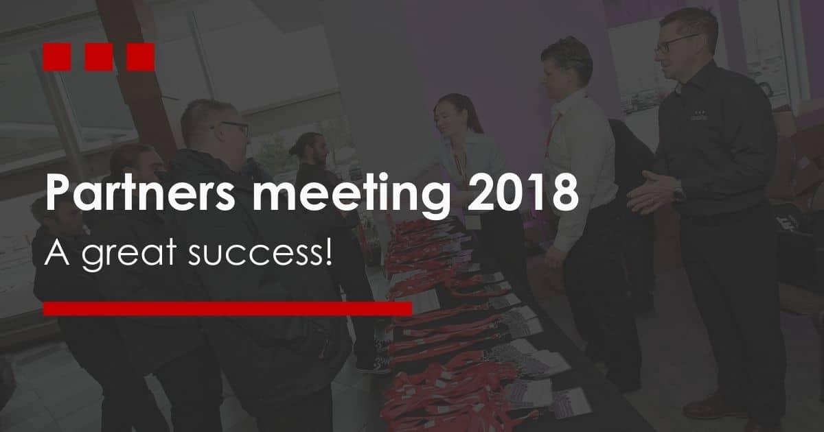 DataDis - Partners meeting 2018