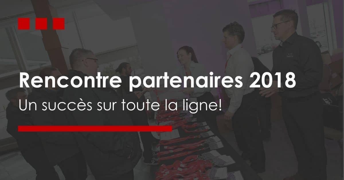 DataDis - Rencontre partenaires 2018