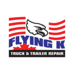 Flying-K-Truck-&-Trailer-Repair logo - DataDis Partner