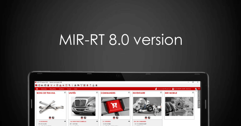 MIR-RT 8.0 version launch