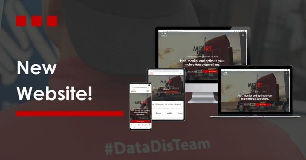 New DataDis Website Launch