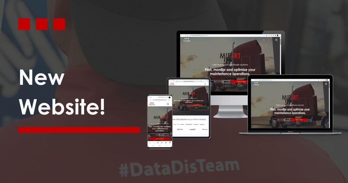 New DataDis Website Launch