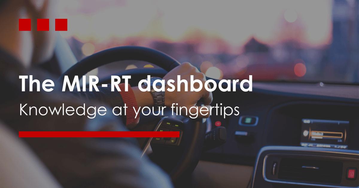 The MIR-RT Dashboard