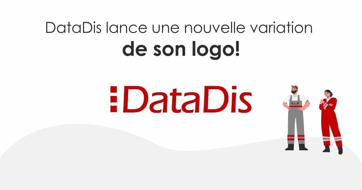 DataDis lance une nouvelle variation de son logo