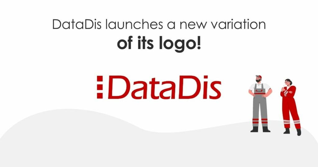 DataDis launches a new variation of its logo