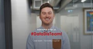 Joel Morin formateur logiciel DataDis
