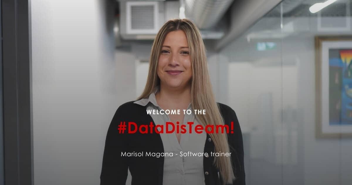 Marisol Magana Software Trainer DataDis