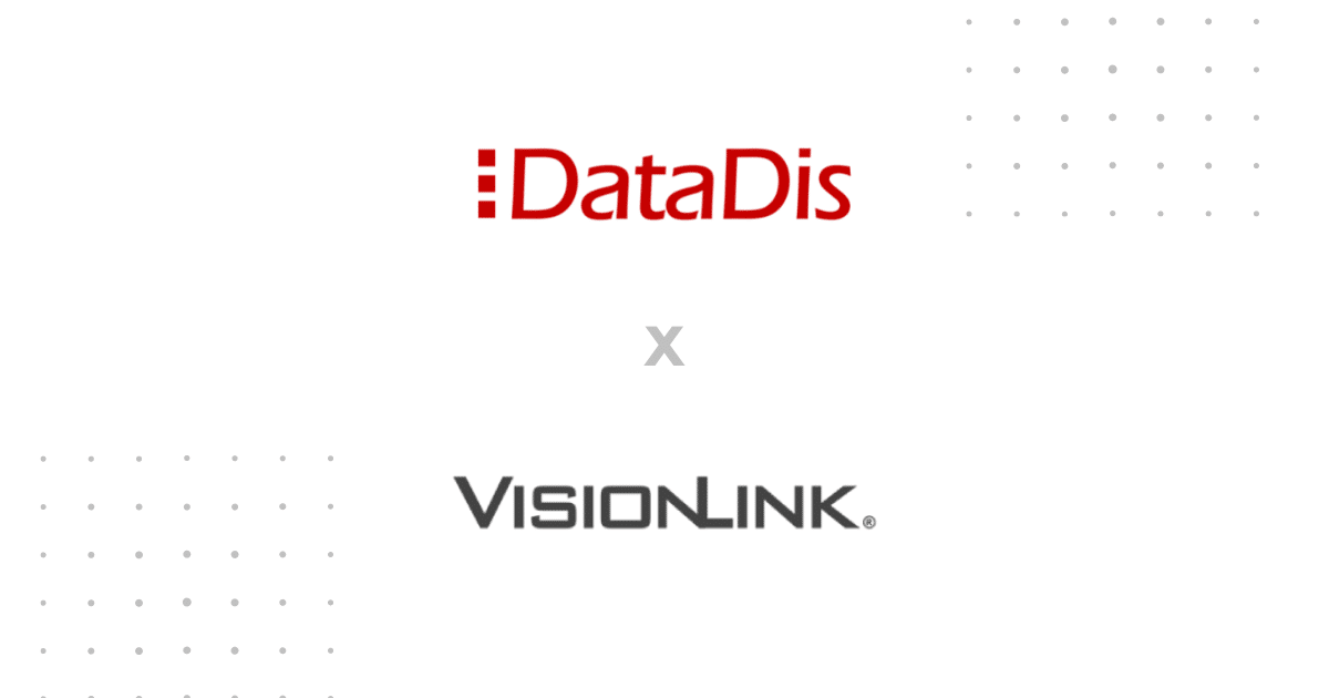 DataDis partnering with VisionLink