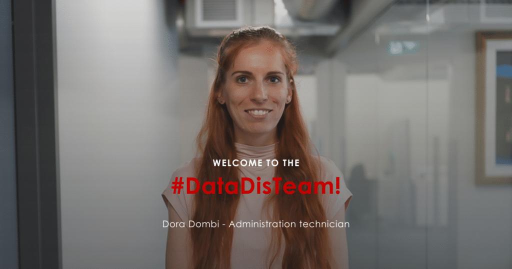 New DataDis Employee-Dora Dombi