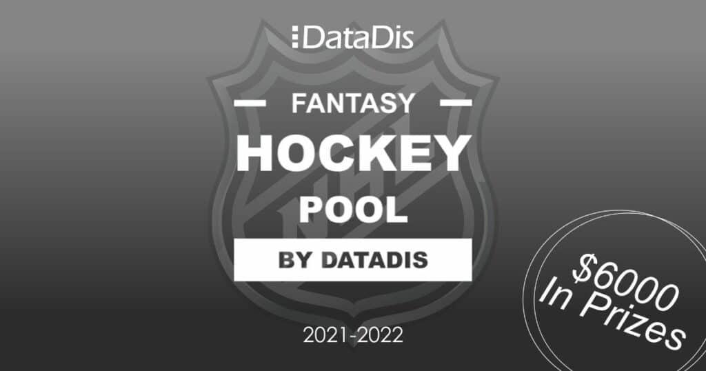 WEB - Fantasy Hockey Pool by DataDis